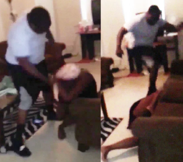 Man livestreams video of himself brutally beating his wife for fun