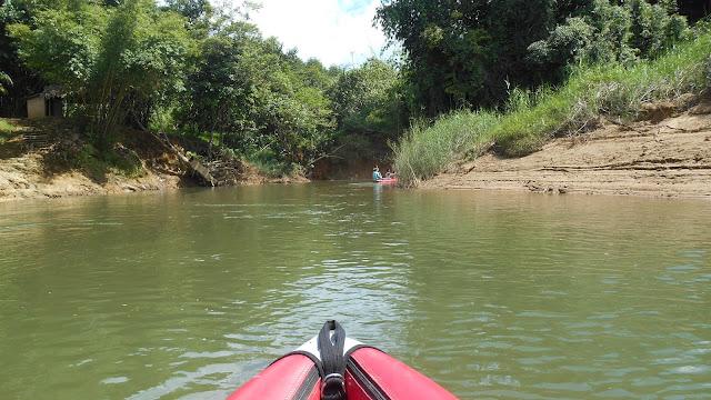 сплав по реке Сок