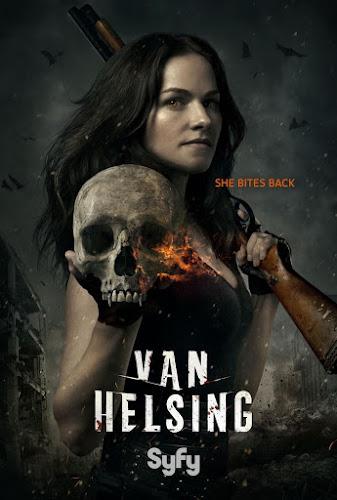 Van Helsing Temporada 1 (HDTV 720p Ingles Subtitulada) (2016)