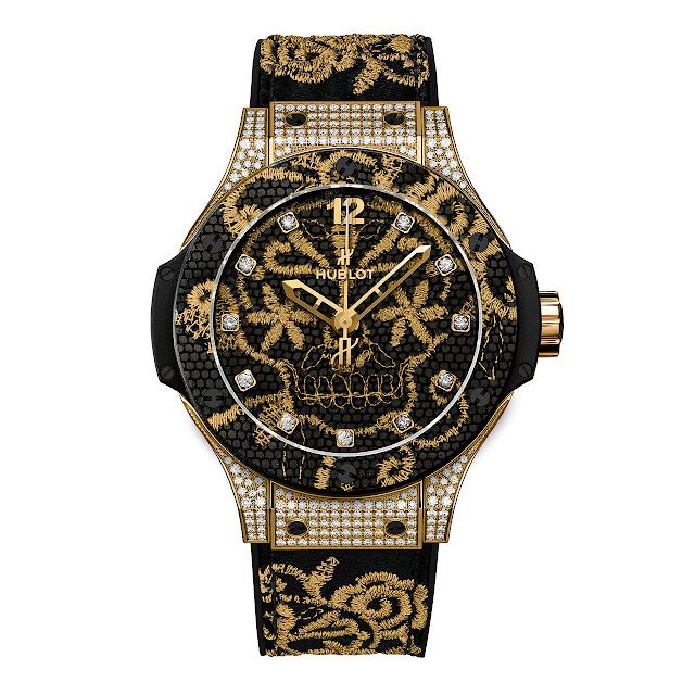 Hublot Big Bang Broderie Automatic Watch
