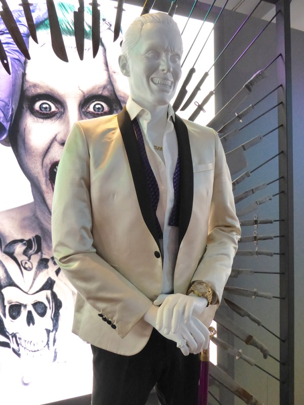 Jared Leto Joker Suicide Squad film costume