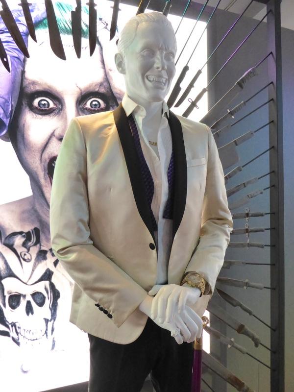 Jared Leto Joker Suicide Squad film costume