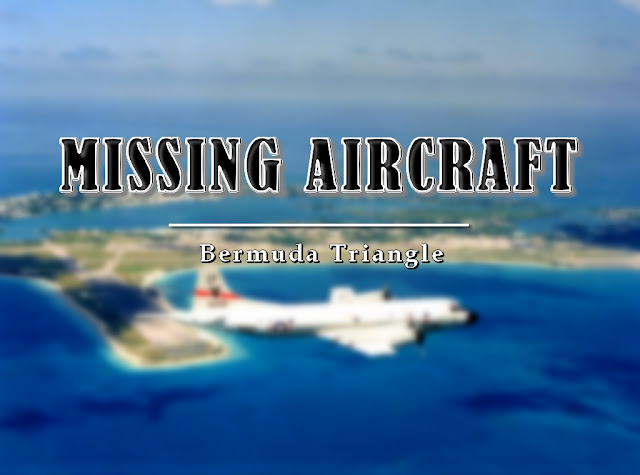 missing aircraft