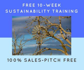 Free Sustainability Training