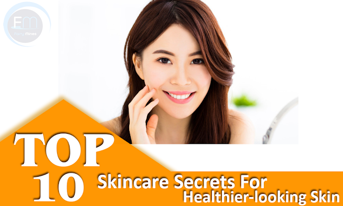 *MUST READ* | 10 Skincare Secrets For Healthier-looking Skin | 2018