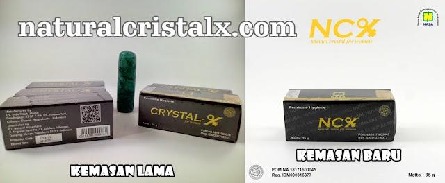cara menghilangkan keputihan ncx nasa cristal x natural