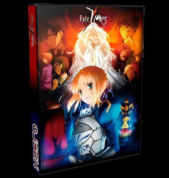 Fate Zero - Fate/Zero | 25/25 | BD + VL | Mega / 1fichier