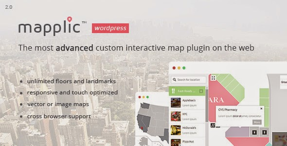 Best Custom Interactive Maps Plugins