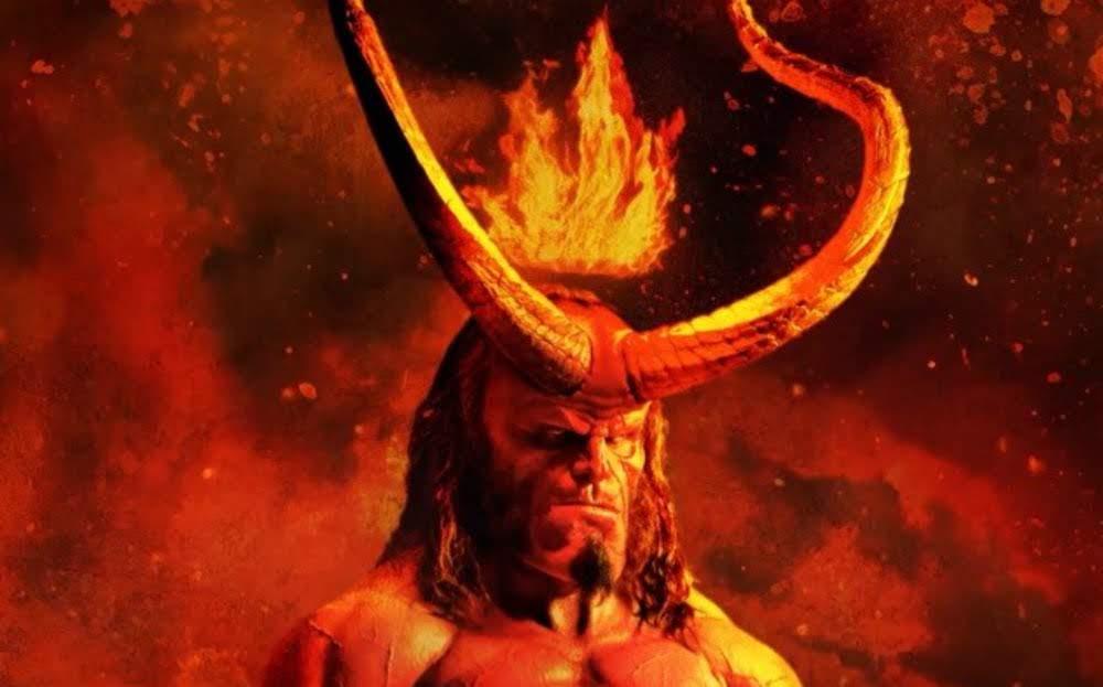 Fuck Christmas from Hellboy : メリー・クリスマス🎉とか浮かれてる奴は地獄に堕ちろ ! ! フロム・ヘルボーイ ! !