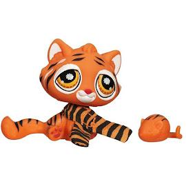 Littlest Pet Shop Postcard Pets Tiger (#905) Pet