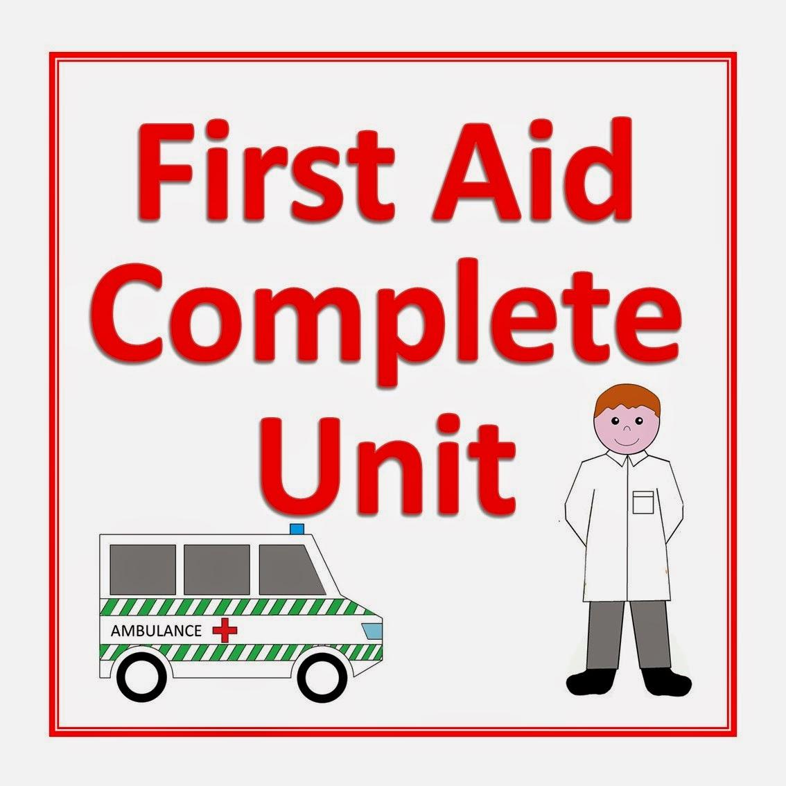 Mrsamy123 First Aid Unit