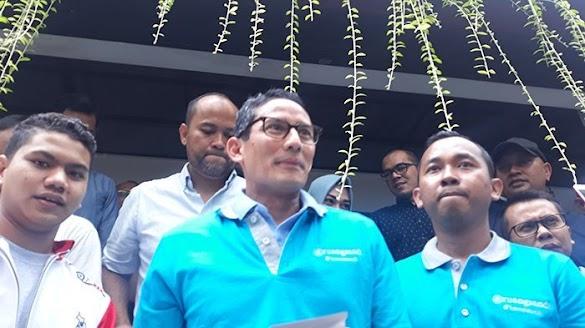 Yenny Wahid Dukung Jokowi, Ini Respon Sandiaga