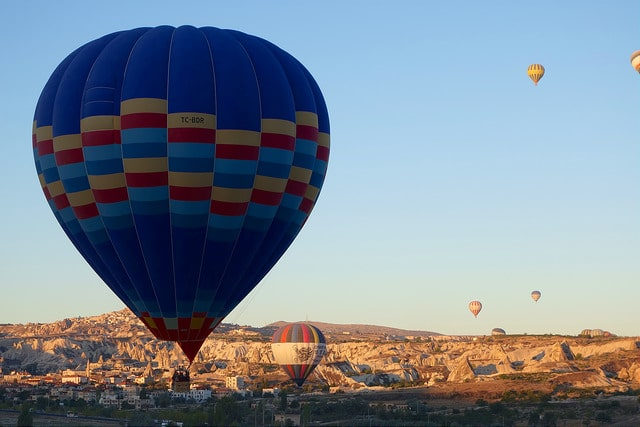 places to visit Cappadocia, Turkey