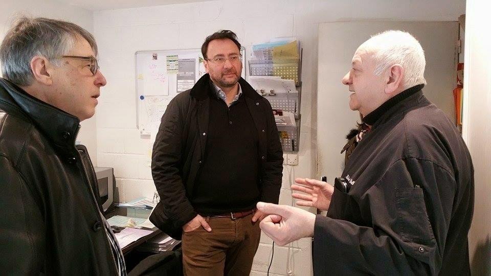 d partementales cantonales villeneuve d 39 ascq 2015 visite chez hubert delb un traiteur de. Black Bedroom Furniture Sets. Home Design Ideas