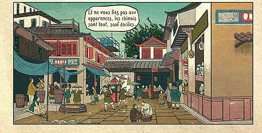 La Chine, le pays de l'Opium au XIXème siècle