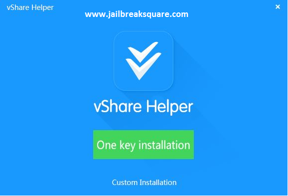 Install vShare On PC