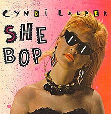 Cover: Cyndi Lauper She Bop from She's So Unusual
