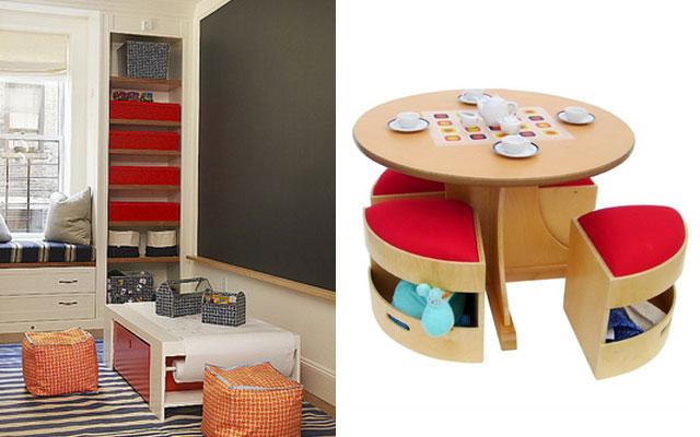 Marzua mesas de juego mesas infantiles para la for Mesas de habitacion