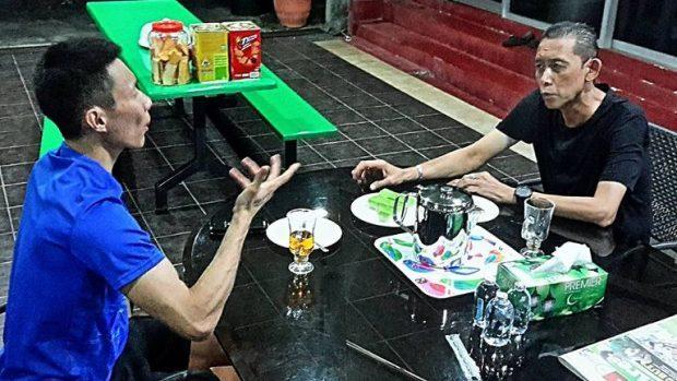 Chong Wei tak boleh negatif - Misbun Sidek