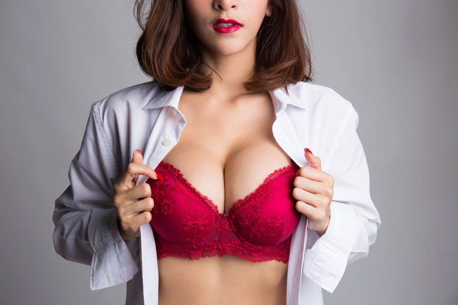 Staring Breast Can Make You Younger