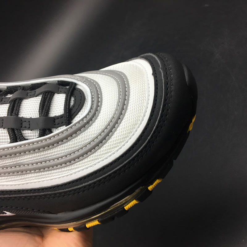 buy popular 19984 0551a Nike Air Max 97 Amarillo Black White Yellow Mens Womens Shoes Release Date  921522-005 - AnpKick.com