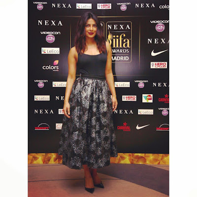 Priyanka Chopra at IIFA 2016 Press conference