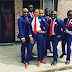Donjazzy's female PA stuns as a groomsman for a wedding (Photos)