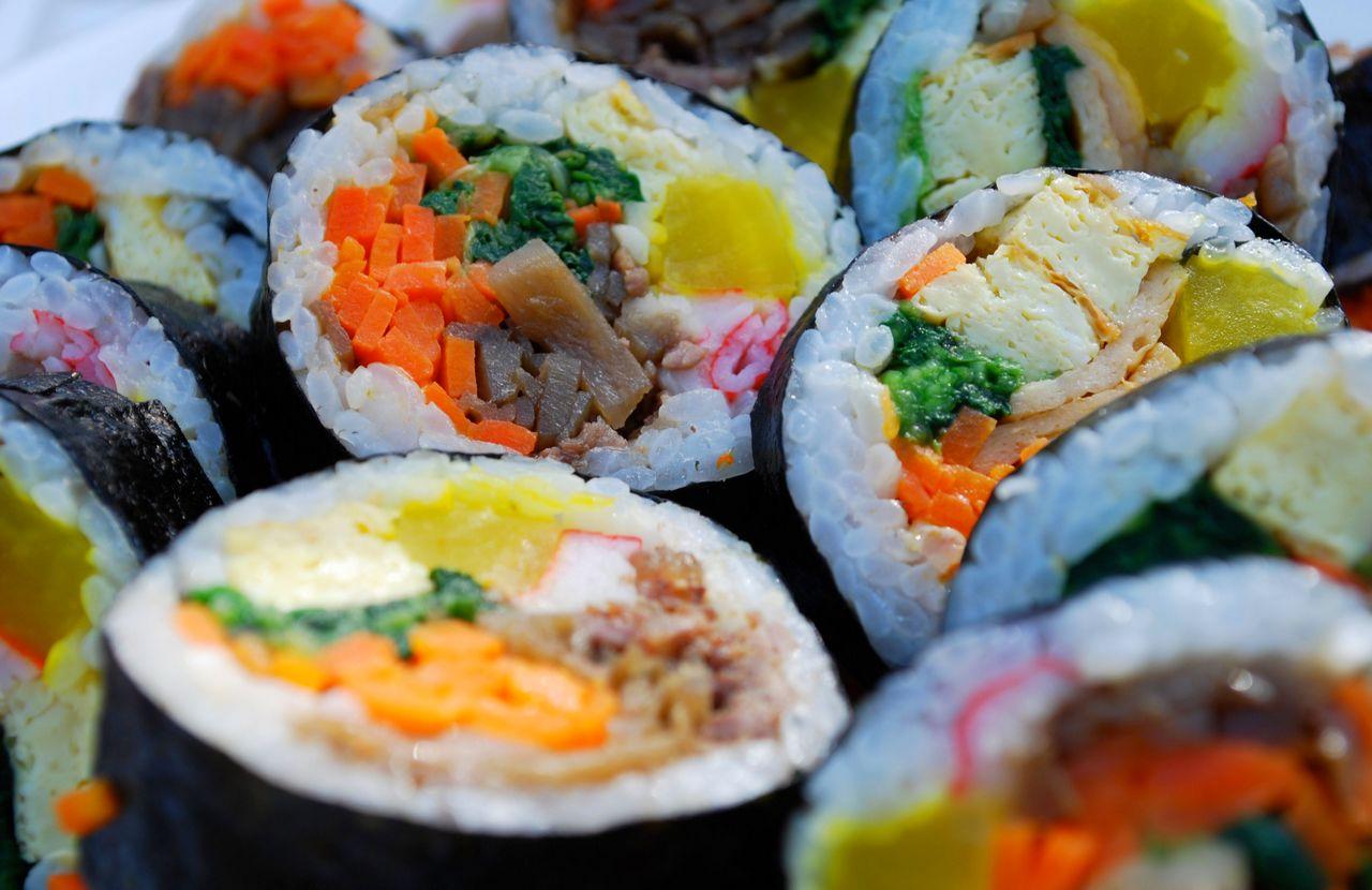 Resep makanan Korea bergizi untuk vegetarian (thespruce.com)