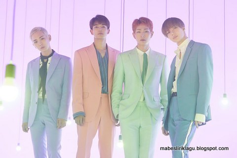 SHINee - Our Page Lyric