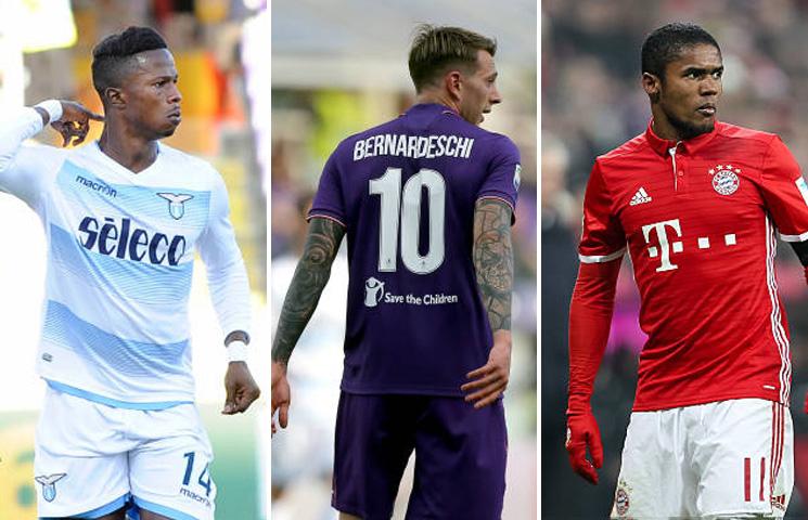 Opcije za napad Juventusa