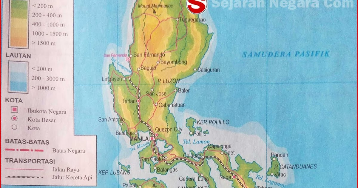 Sejarah Indonesia, Peta Dunia