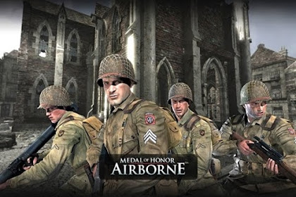 How to Free Download and Play Game Medal of Honor Airbone on Computer PC or Laptop