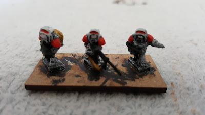 Nova Federation Infantry 2