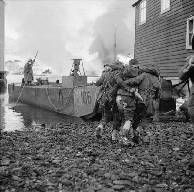 Operation Anklet, 26 December 1941 worldwartwo.filminspector.com