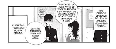 """Reseña de """"Nuestras preciosas conversaciones #1"""" de Robico - Norma Editorial"""
