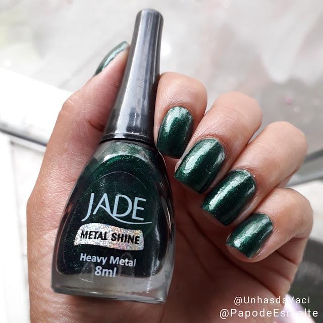 Esmalte Heavy Metal Esmalte Jade