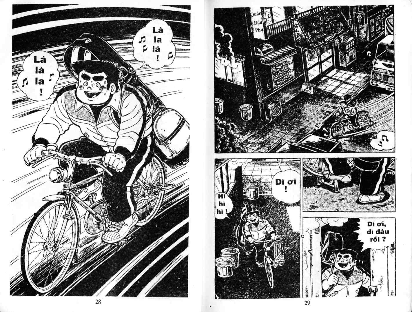 Ashita Tenki ni Naare chapter 2 trang 13