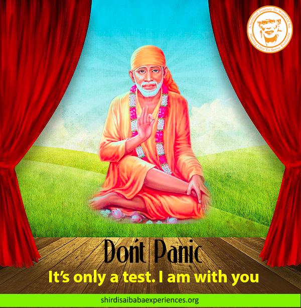 Sai Baba's Blessings For Mahaparayan