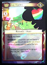 My Little Pony Zap Apples High Magic CCG Card
