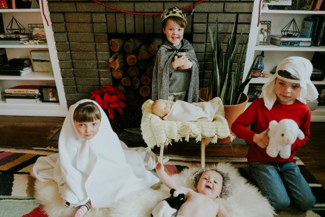 the Nativity: A Christmas Tradition