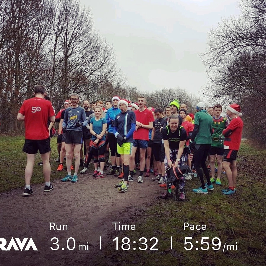 Christmas Parkrun.Adventures Of Trio Christmas Day Park Run