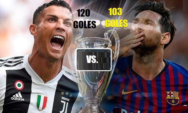 Champions: Máximos goleadores de todos los tiempos