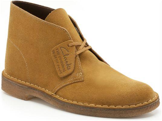Clarks desert boot storia