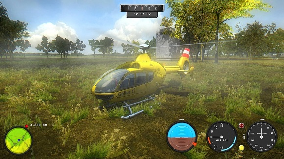 Become an emergency pilot and test your skills to their limits Helicopter Simulator 2014 Search and Rescue MULTi8-PROPHET