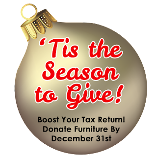 Uhuru Furniture & Collectibles Donate By Dec 31 To Get