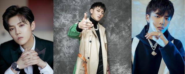 Kris Wu Tao help Luhan fear of heights