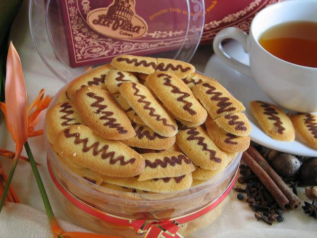 Resep dan Cara Membuat Kue Lidah Kucing