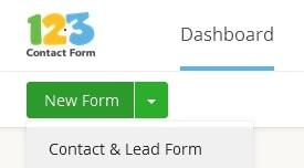 pada contact form