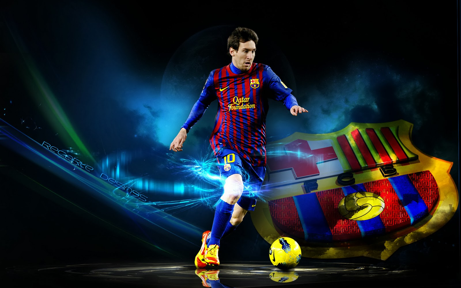 L Messi New HD Wallpapers 2013-2014