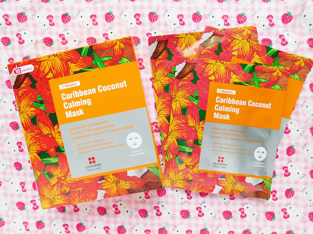 Sheet Mask Haul